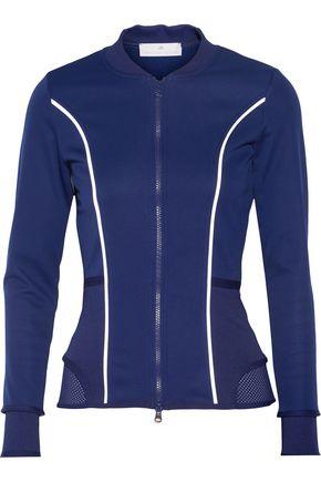 ADIDAS by STELLA McCARTNEY Run scuba-jersey jacket