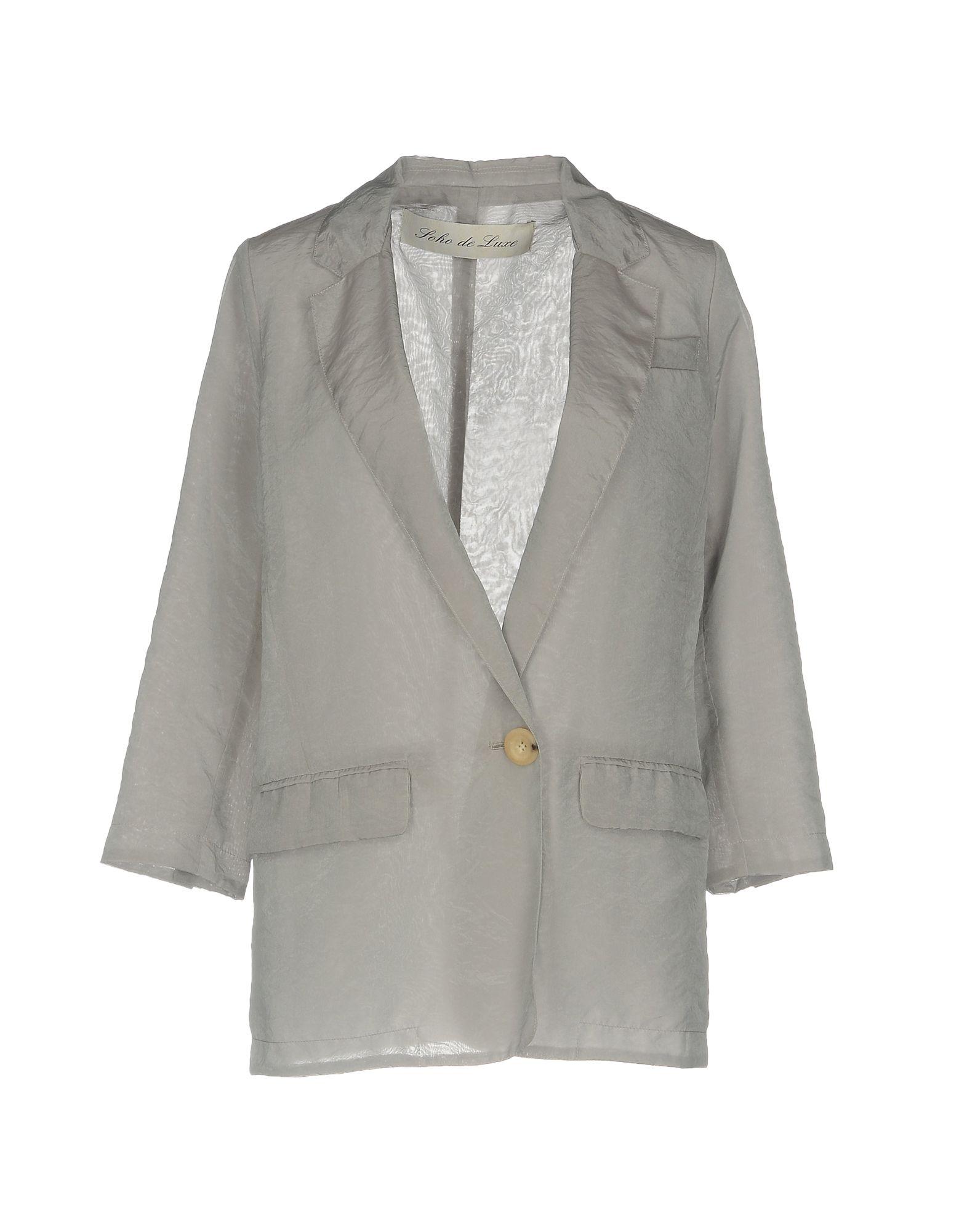 SOHO DE LUXE Пиджак soho de luxe футболка с короткими рукавами