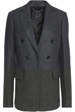 BELSTAFF Bennett wool and angora-blend blazer