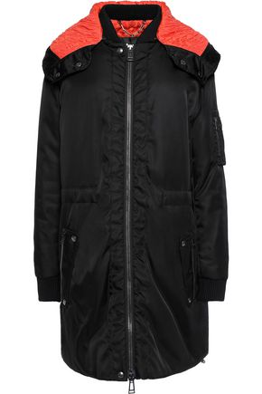 BELSTAFF Ella hooded shell jacket