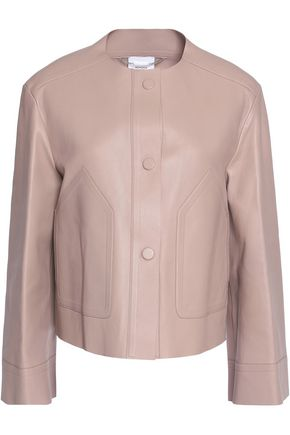 AGNONA Leather jacket