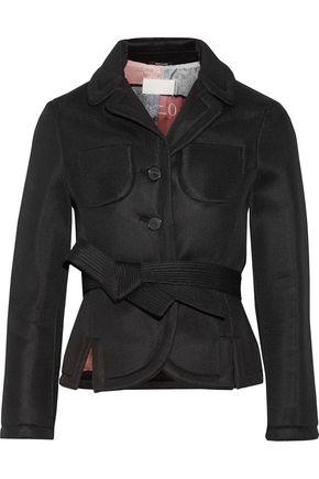 MAISON MARGIELA Printed neoprene jacket