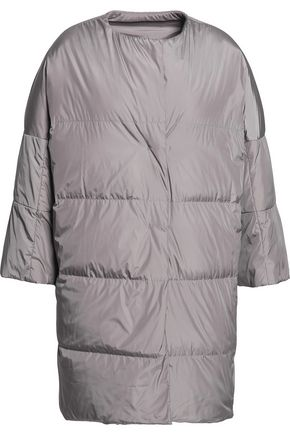 JIL SANDER Quilted shell down jacket