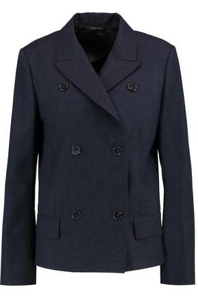 JIL SANDER Wool-blend jacket