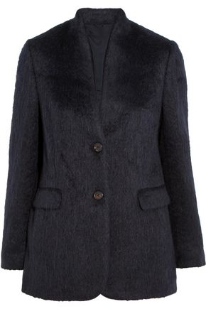 BRUNELLO CUCINELLI Wool and alpaca-blend jacket