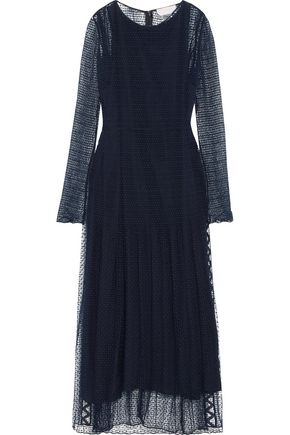 CHLOÉ Mesh maxi dress