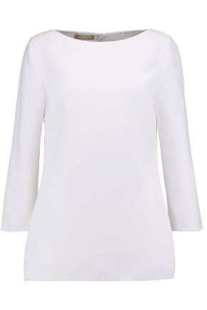 MICHAEL KORS COLLECTION Virgin wool top