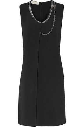 STELLA McCARTNEY Marisa embellished crepe mini dress