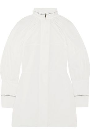 ELLERY Witch Doctor Bubble shell mini dress