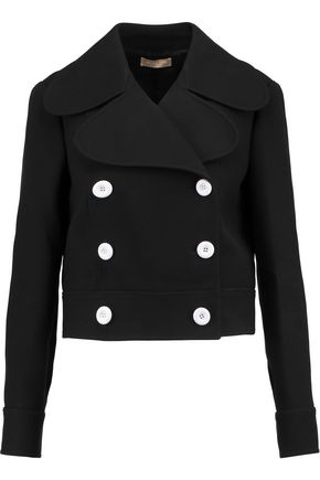 MICHAEL KORS COLLECTION Cotton-crepe jacket