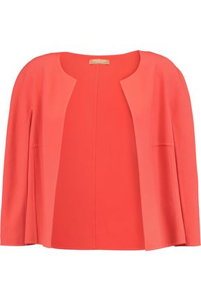 MICHAEL KORS COLLECTION Stretch wool-crepe jacket