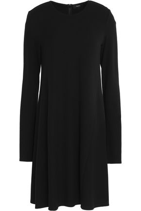 THEORY Fluted jersey dress