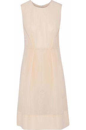 MARNI Pleated organza dress