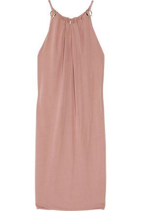 GUCCI Stretch-crepe mini dress