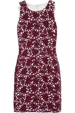 J.CREW Lace shift dress