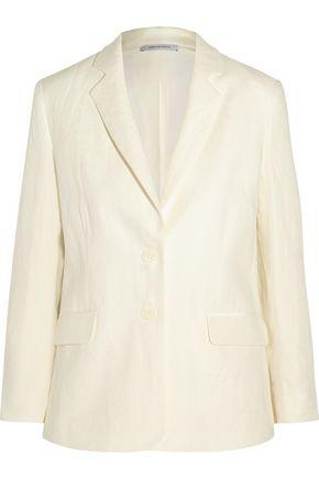 PROTAGONIST Linen-twill blazer
