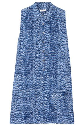 EQUIPMENT Lucida printed washed-silk mini dress