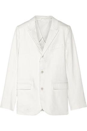 TITLE A Mick cotton blazer