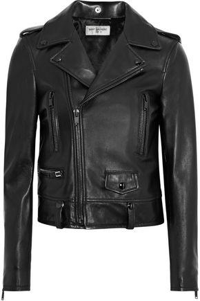 SAINT LAURENT Classic Perfecto leather biker jacket