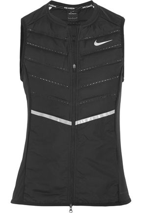 NIKE Aeroloft quilted shell down gilet