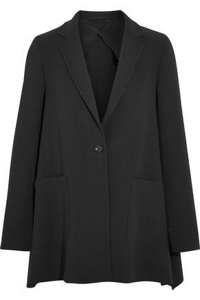 MAX MARA Wool-blend crepe blazer