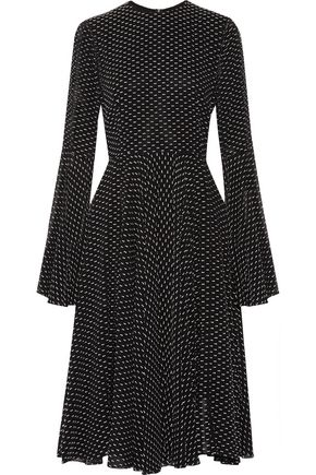 ROSETTA GETTY Fil coupé midi dress