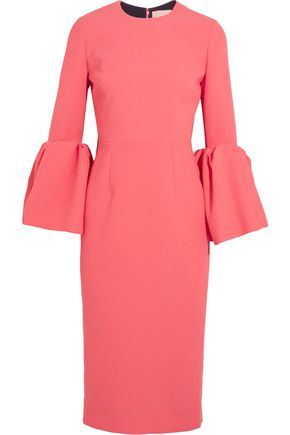 ROKSANDA Margot crepe dress