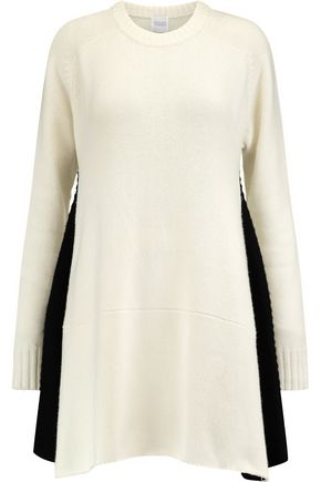 MADELEINE THOMPSON Milo wool and cashmere-blend dress