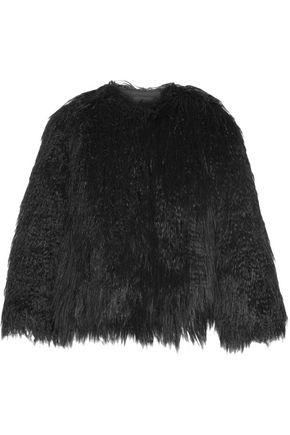 THEORY Faux shearling jacket