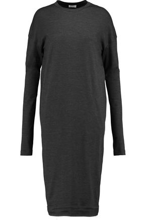 BRUNELLO CUCINELLI Jersey midi dress