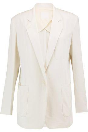 DKNY Oversized twill blazer