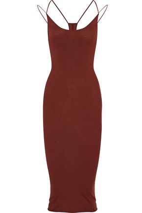 ENZA COSTA Cotton-jersey dress