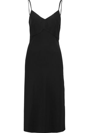 TOTÊME Tholos satin-crepe dress