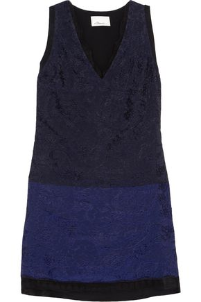 3.1 PHILLIP LIM Crochet-knit mini dress