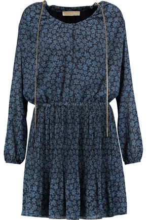 MICHAEL MICHAEL KORS Jacquard-knit mini dress
