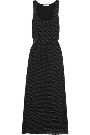 MICHAEL MICHAEL KORS Printed crepe maxi dress