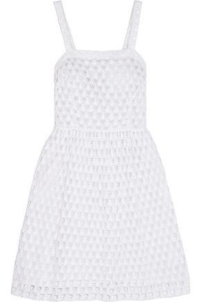 MICHAEL MICHAEL KORS Cotton lace mini dress