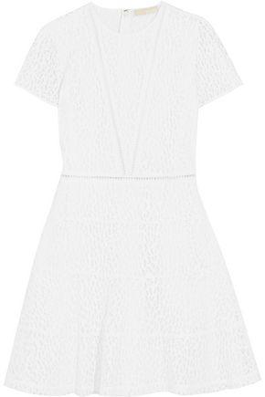 MICHAEL MICHAEL KORS Corded lace mini dress