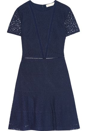 MICHAEL MICHAEL KORS Yala lace mini dress