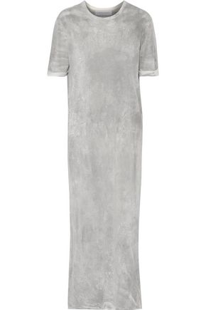IRO Tie-dye jersey maxi dress