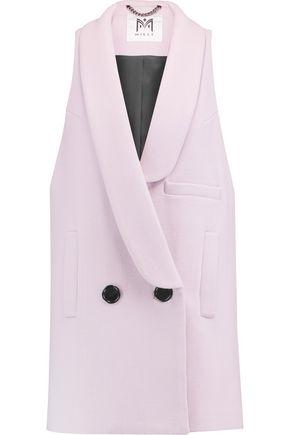 MILLY Lindsey wool-blend vest