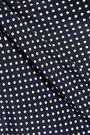ALEXIS Noella polka-dot crepe de chine midi dress