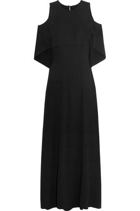 BY MALENE BIRGER Alysias layered crepe gown