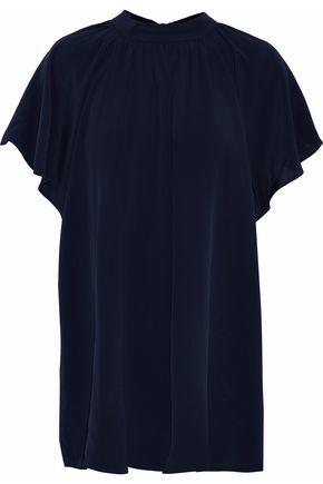 ZIMMERMANN Silk-crepe blouse