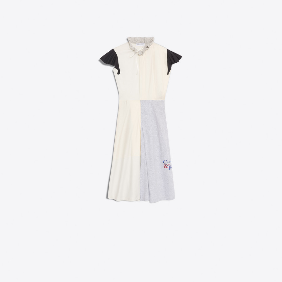 BALENCIAGA Projection Dress Dress D f