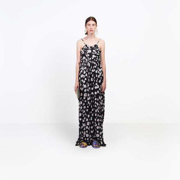 BALENCIAGA Dress D Summer Gown g