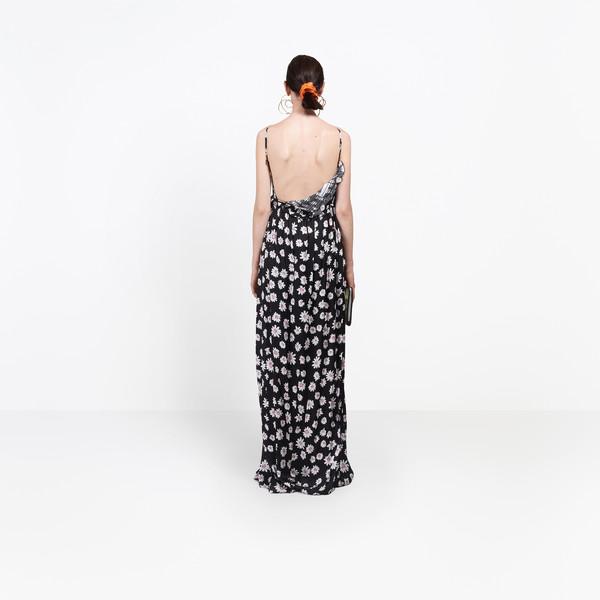 BALENCIAGA Dress D Summer Gown h