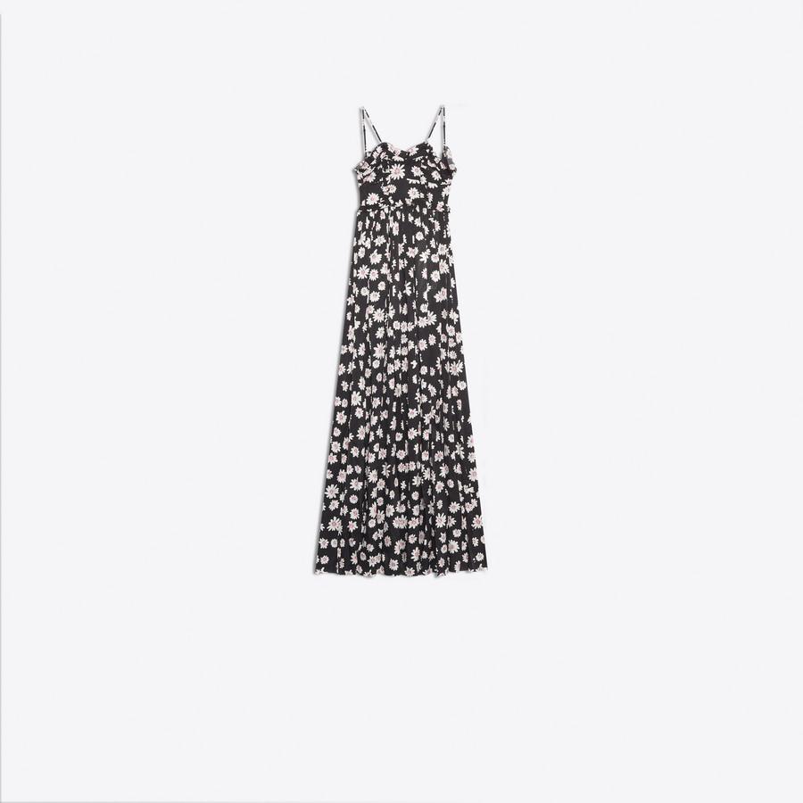 BALENCIAGA Summer Gown Dress Woman f