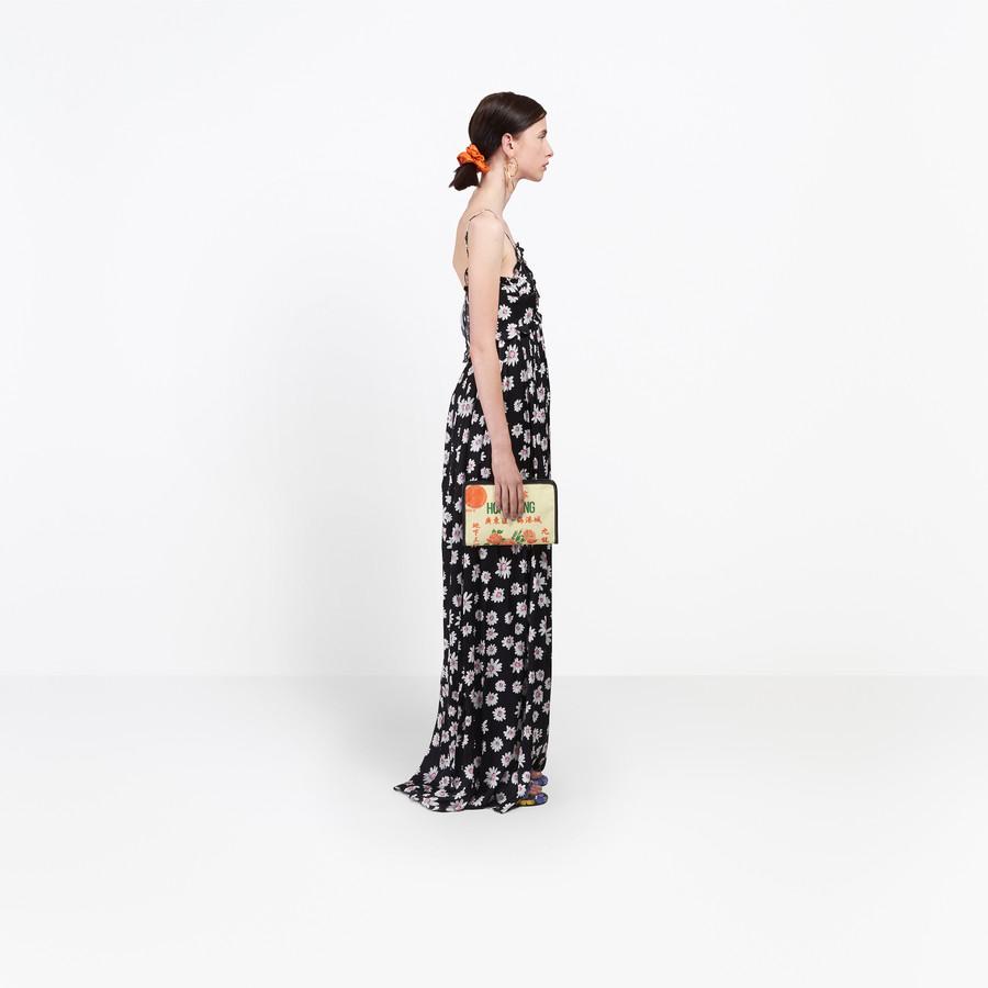 BALENCIAGA Summer Gown Dress D i