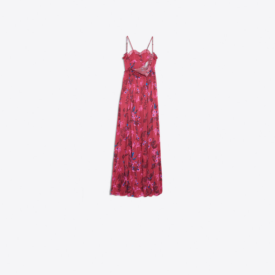 BALENCIAGA Summer Gown Dress D d